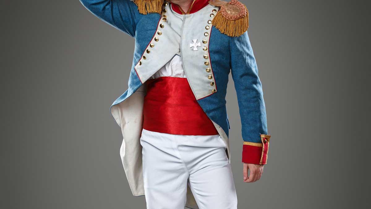 French-uniform