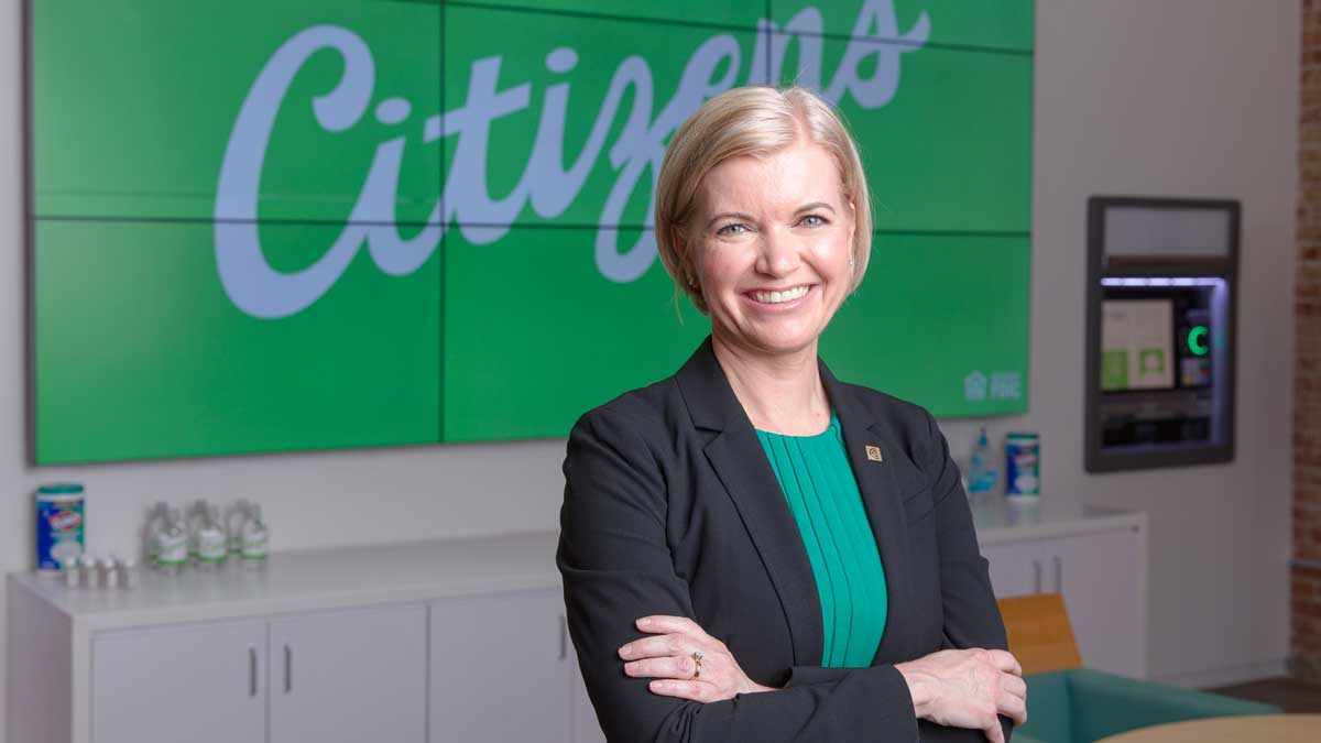 "Jill Castilla at Citizens Bank of Edmond (Photo: <a href=""https://edmondbusiness.com/author/brent-fuchs/"">Brent Fuchs</a>)"