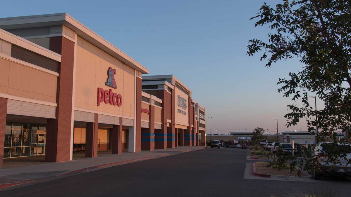 Petco, Ross, and other stores at Bryant Square in Edmond (Photo: Brent Fuchs)
