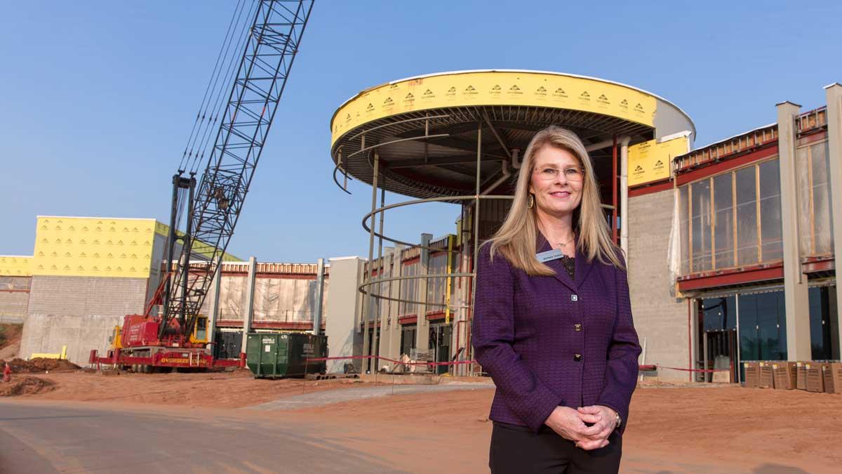 "Francis Tuttle Technology Center Superintendent Michelle Keylon (Photo: <a href=""https://edmondbusiness.com/author/brent-fuchs/"">Brent Fuchs</a>)"