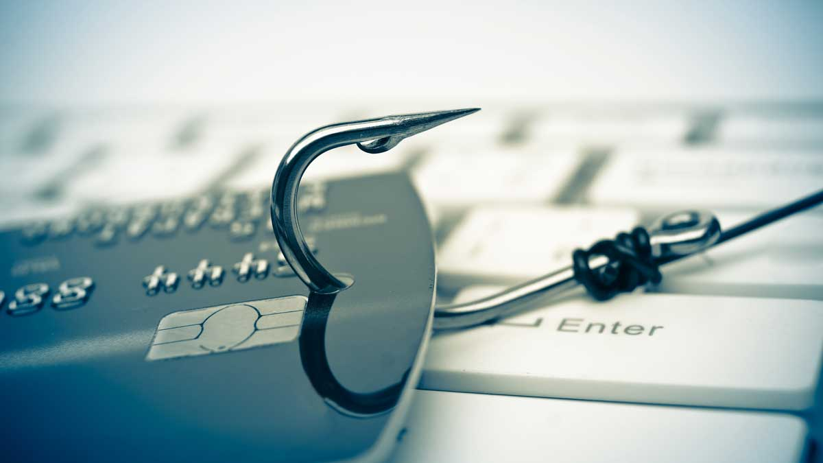 Phishing for credit card