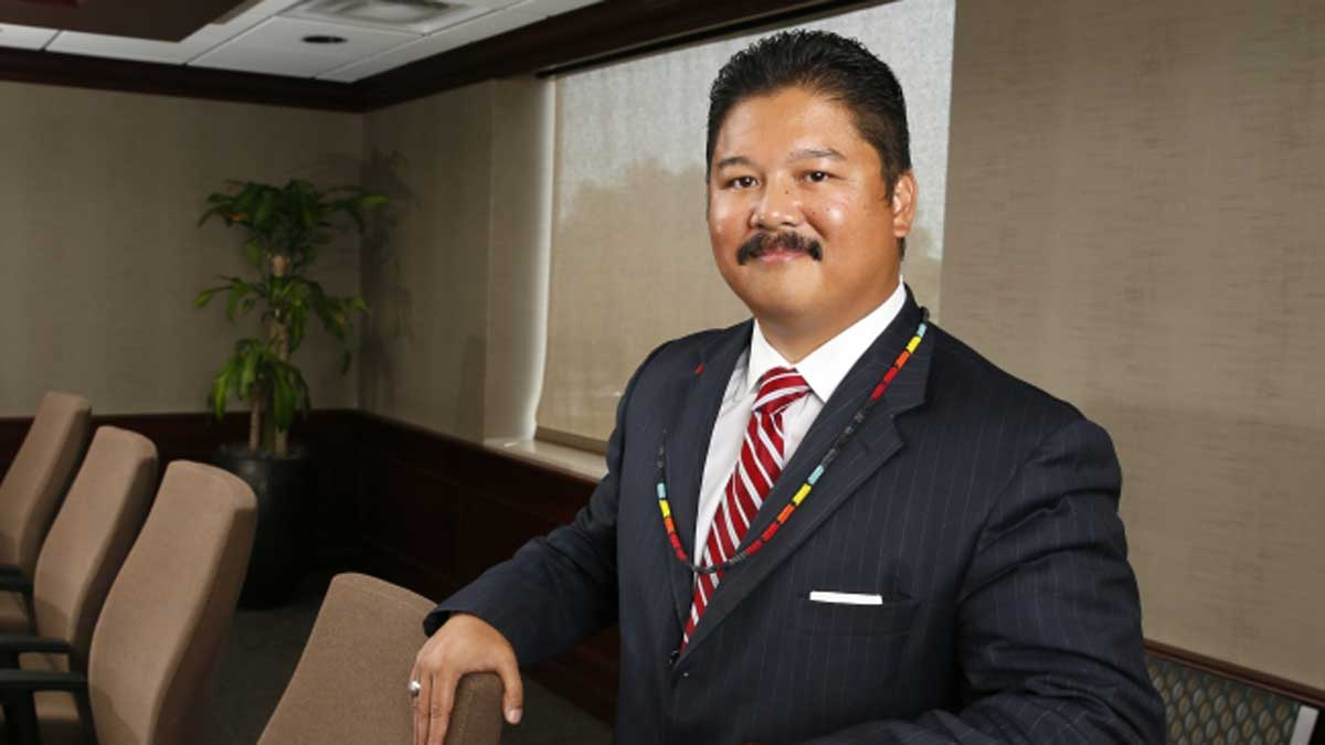 Victor Flores with REDW (Photo provided)
