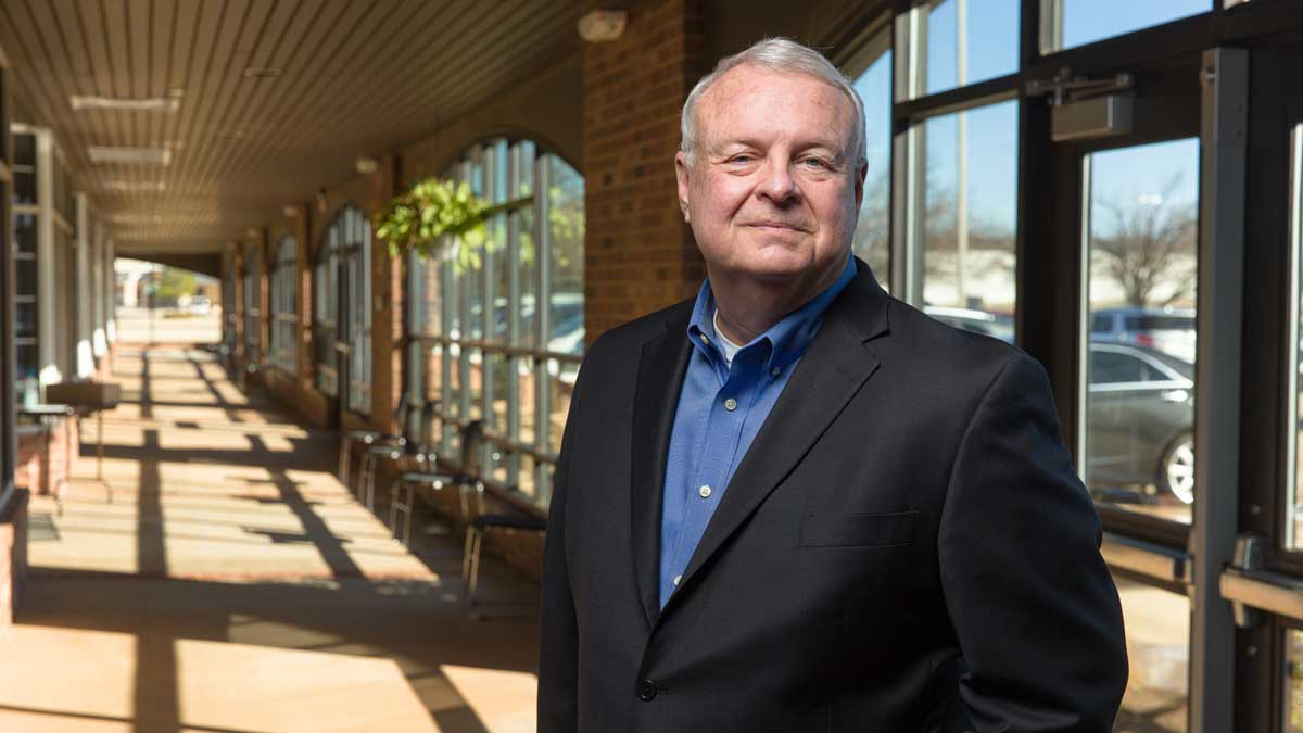 "The Edmond Public Schools Superintendent Bret Towne (Photo: <a href=""https://edmondbusiness.com/author/brent-fuchs/"">Brent Fuchs</a>)"
