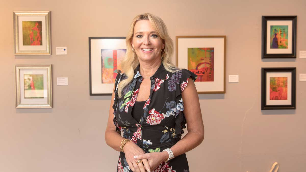 """Shannon Price is the Executive Director at the Edmond Fine Arts Institute (Photo: <a href=""""https://edmondbusiness.com/author/brent-fuchs/"""">Brent Fuchs</a>)"""