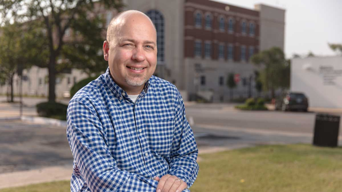 "Casey Moore, Director of Management Services for the City of Edmond (Photo: <a href=""https://edmondbusiness.com/author/brent-fuchs/"">Brent Fuchs</a>)"