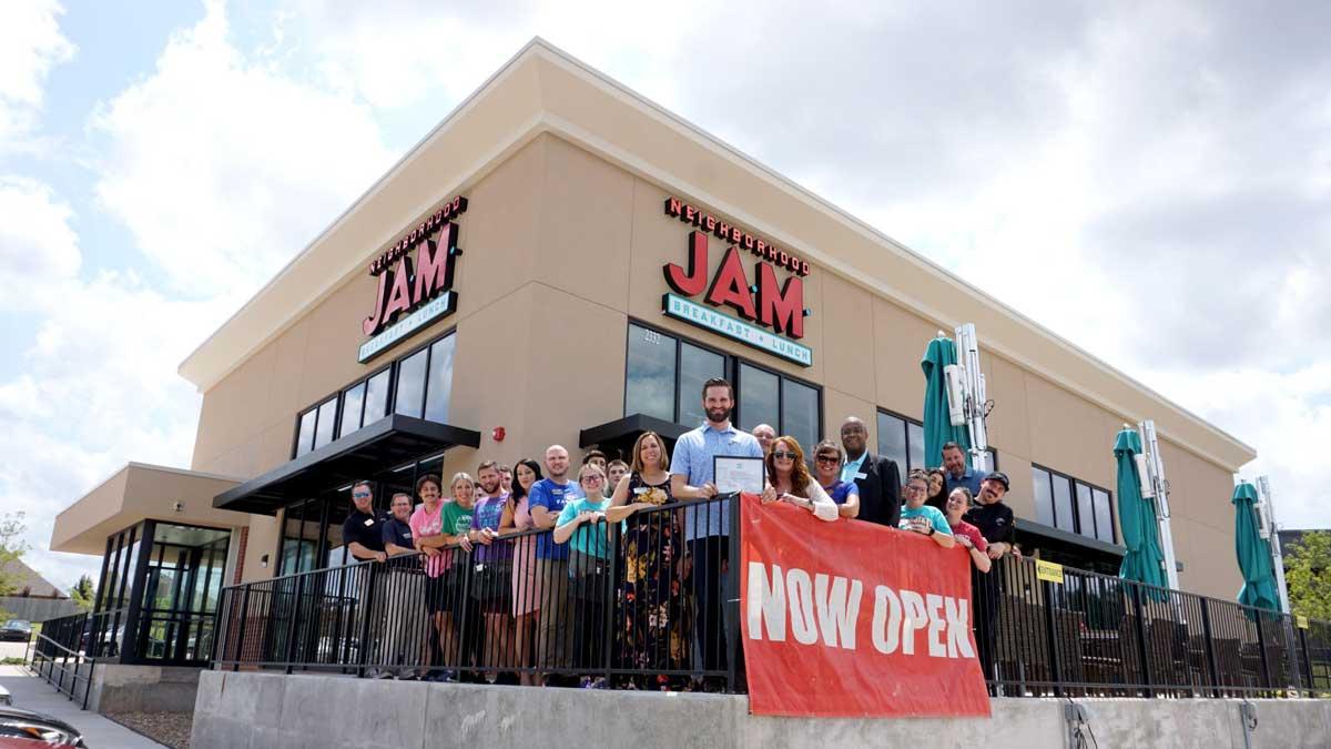 Neighborhood J.A.M. featured