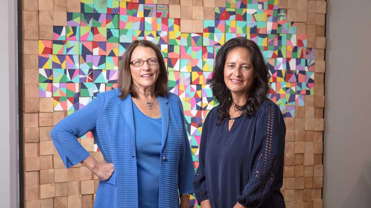 "Edmondites Susan Adams and Judy Reyes-Henderson help lead Ronald McDonald House Charities® Oklahoma City (Photo: <a href=""https://edmondbusiness.com/author/brent-fuchs/"">Brent Fuchs</a>)"