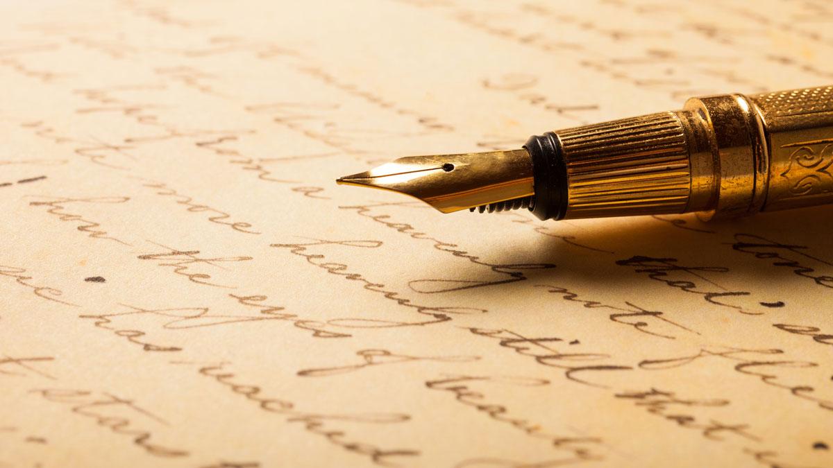 Pen on essay