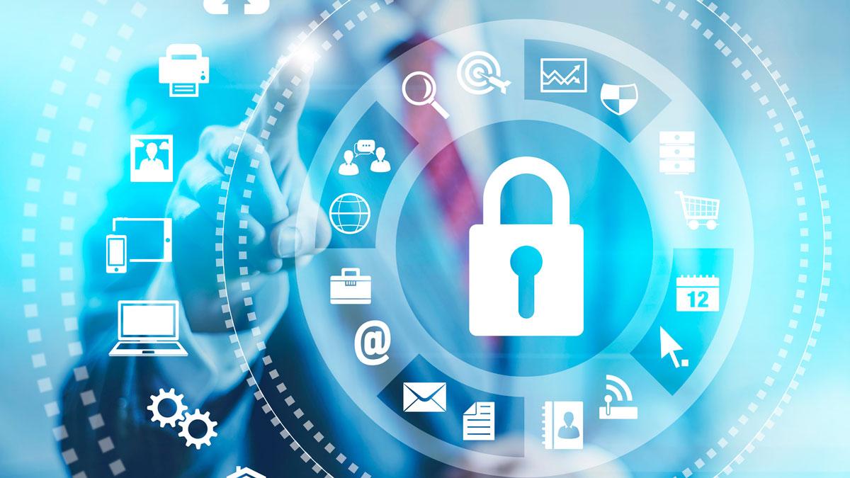 IT security audit concept